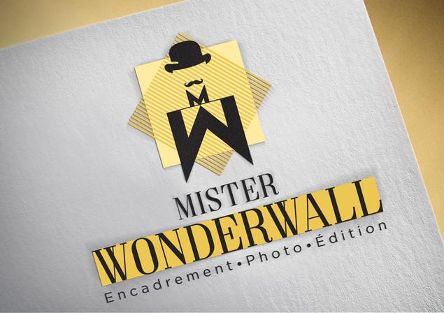 Logo Mr Wonderwall