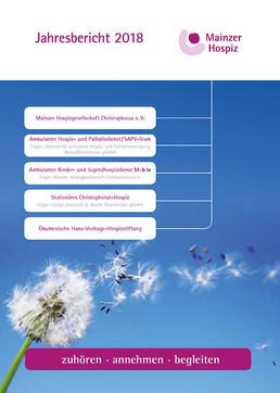 Jahresbericht Mainzer Hospiz