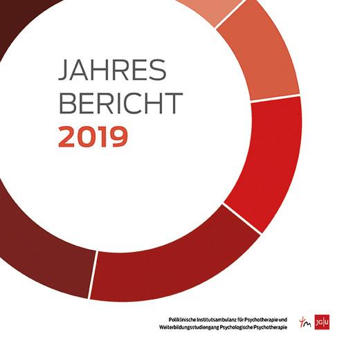 Jahresbericht  Psychologisches Institut der Johannes Gutenberg-Universität Mainz