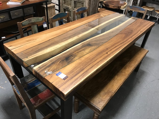 Live Edge River Tables