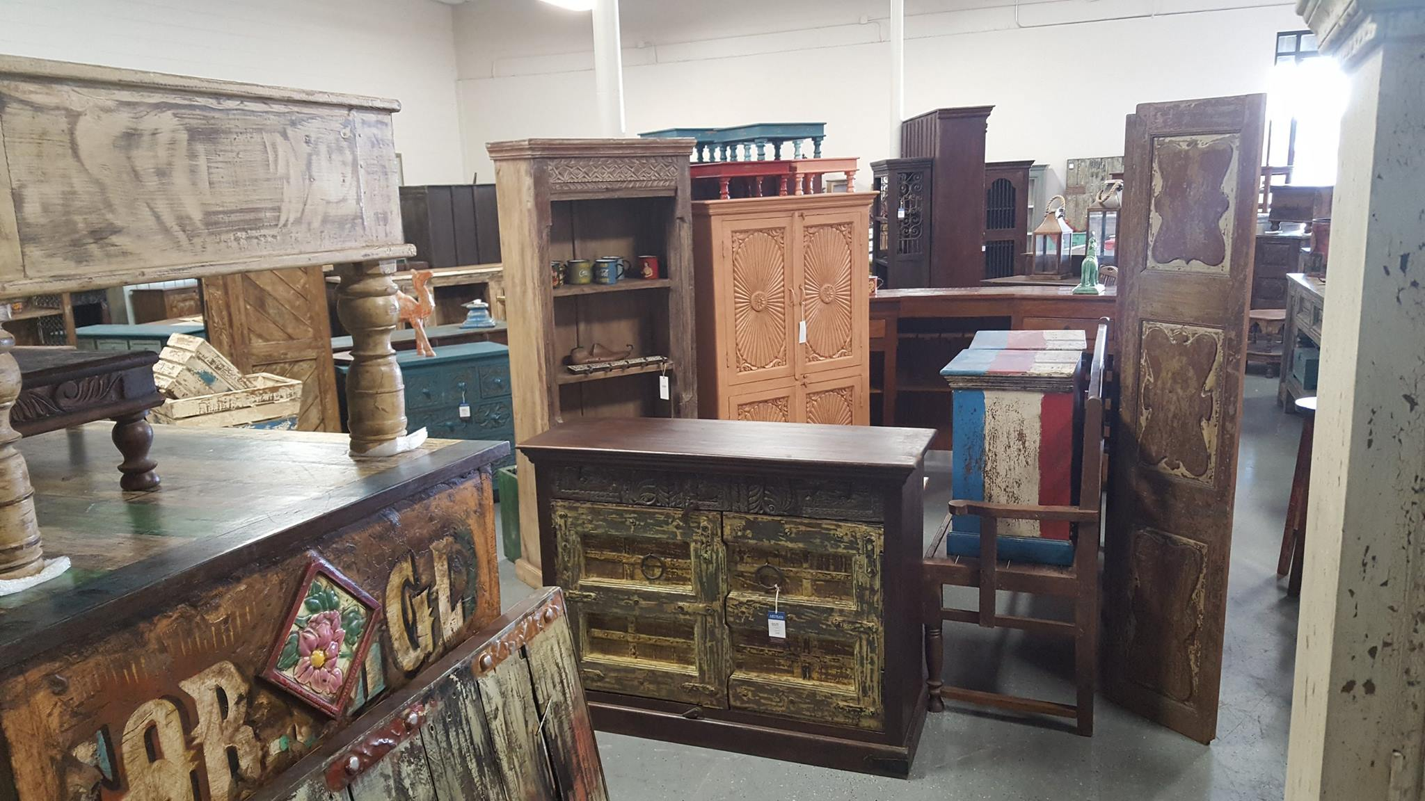 Cabinets in all sizes