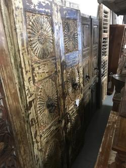 Distressed Reclaimed Doors