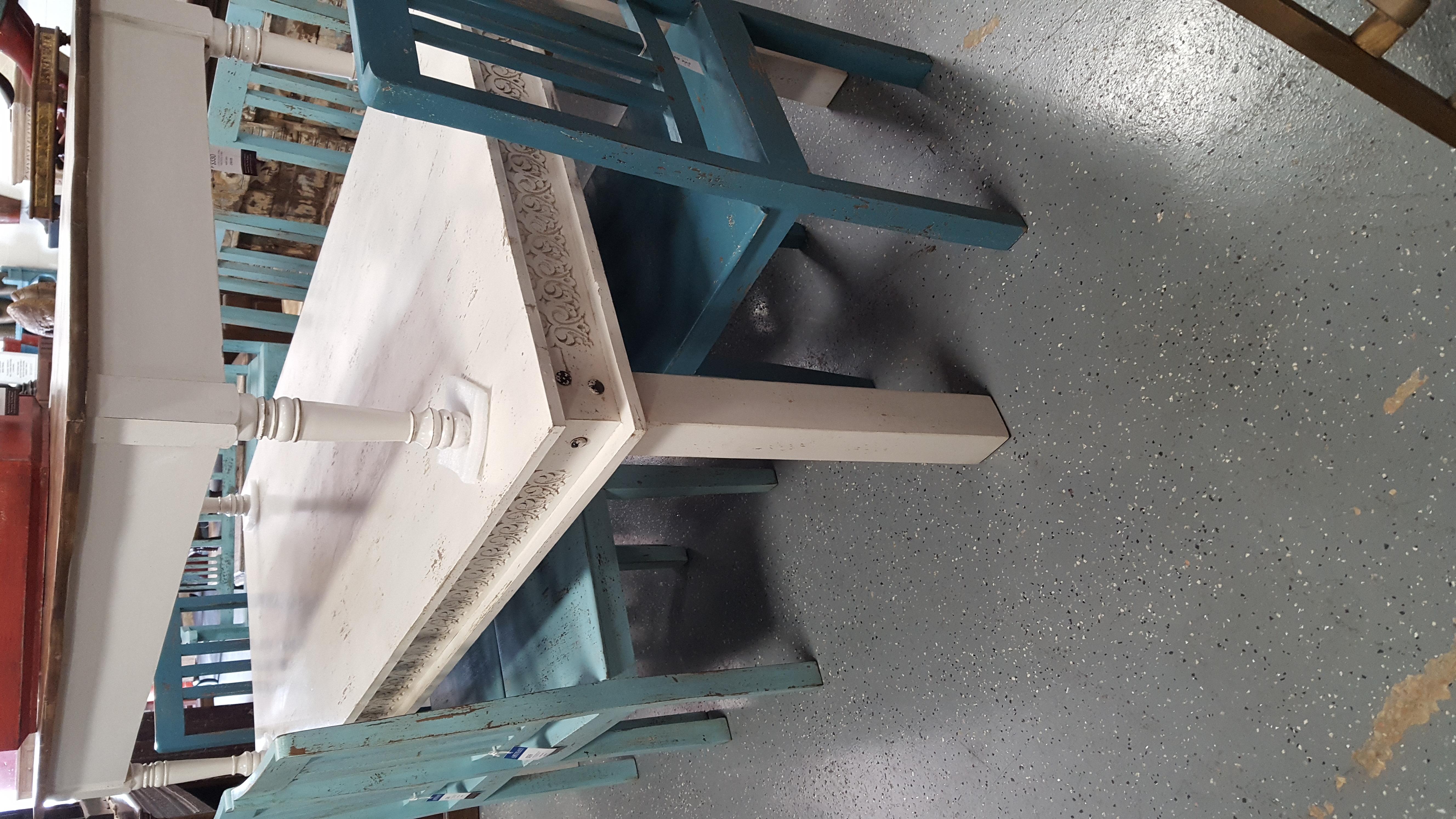 White Tables