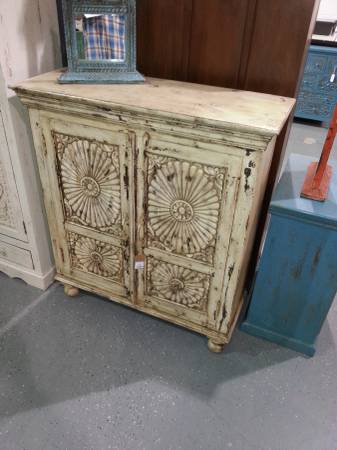 Carved Wood Furniture
