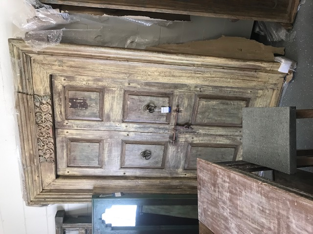 Tall Reclaimed Door
