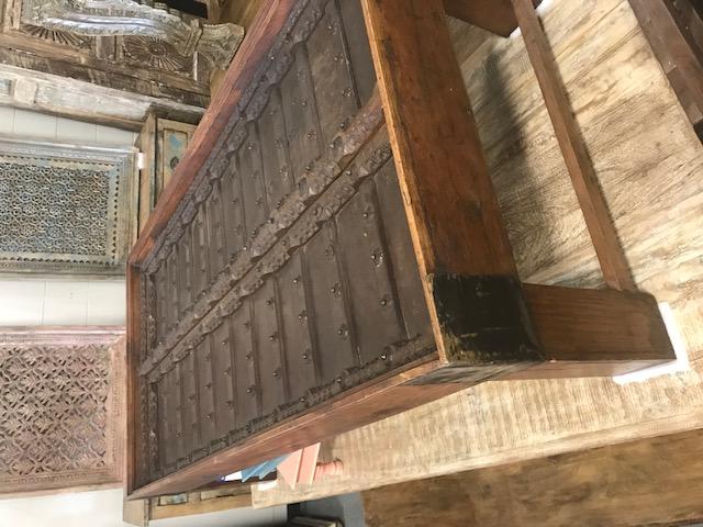 Reclaimed Old Door Coffee Table