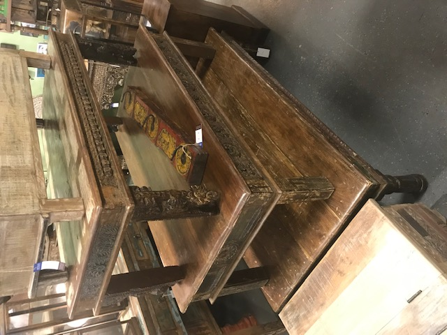 Distressed Coffee Tables