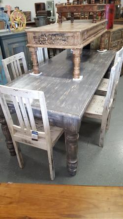 Grey Table