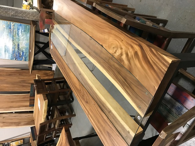 Live Edge 8ft Table