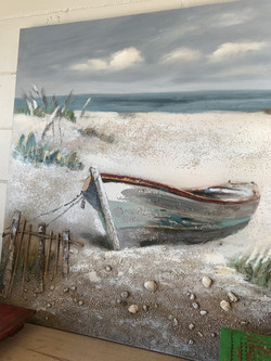 Beach Inspired Art