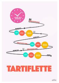 TARTIFLETTE /// 100 % MIVALTI