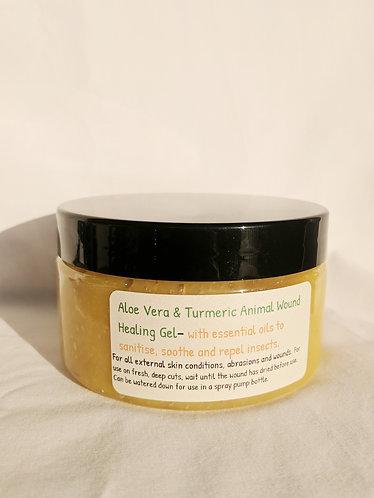 Animal Wound Healing Gel