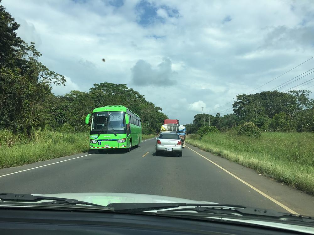 driving in Costa Rica