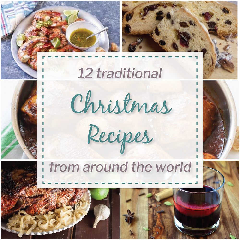 12 Christmas recipes from around the world