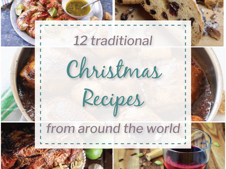 12 traditional Christmas recipes from around the world