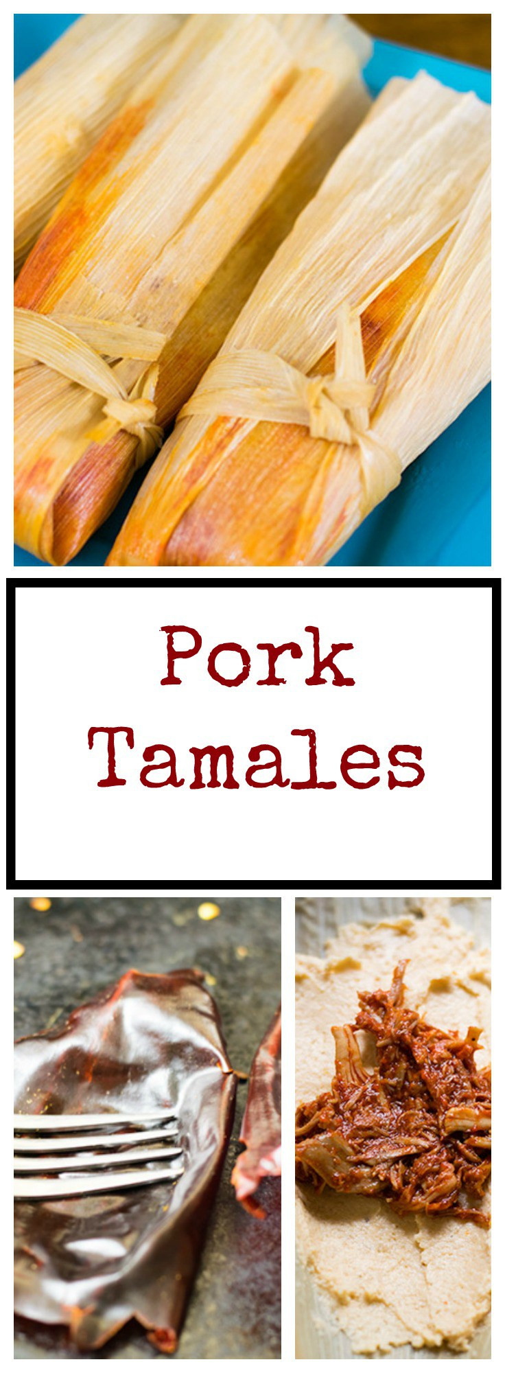 thrift and spice tamales recipe
