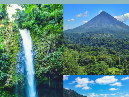 Must-see sites in Costa Rica