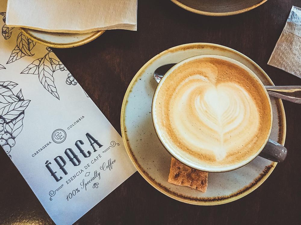 Epoca Cafe Cartagena
