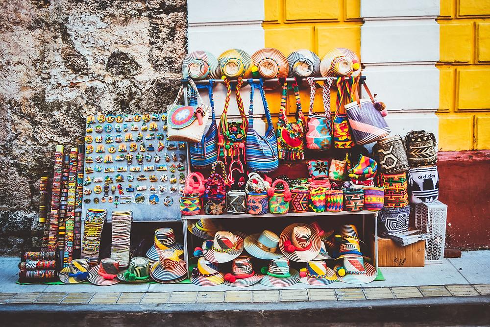 Cartagena Colombia souvenir