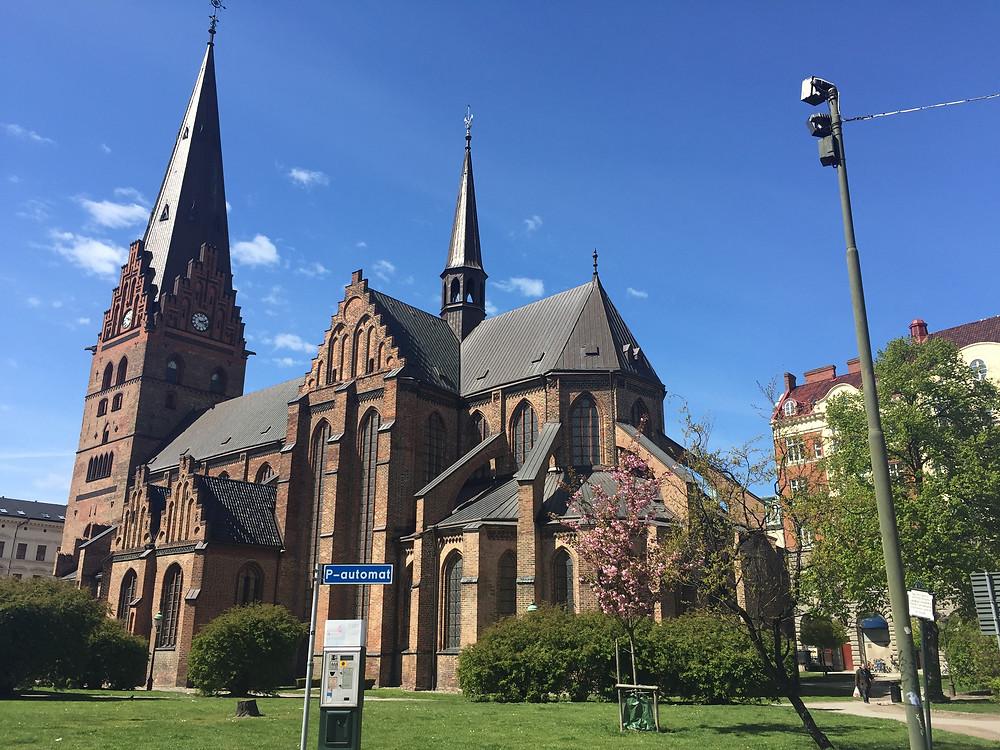 Sankt Petri Church Malmo