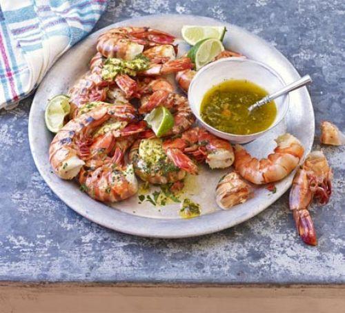 Goodfood grilled shrimp recipe