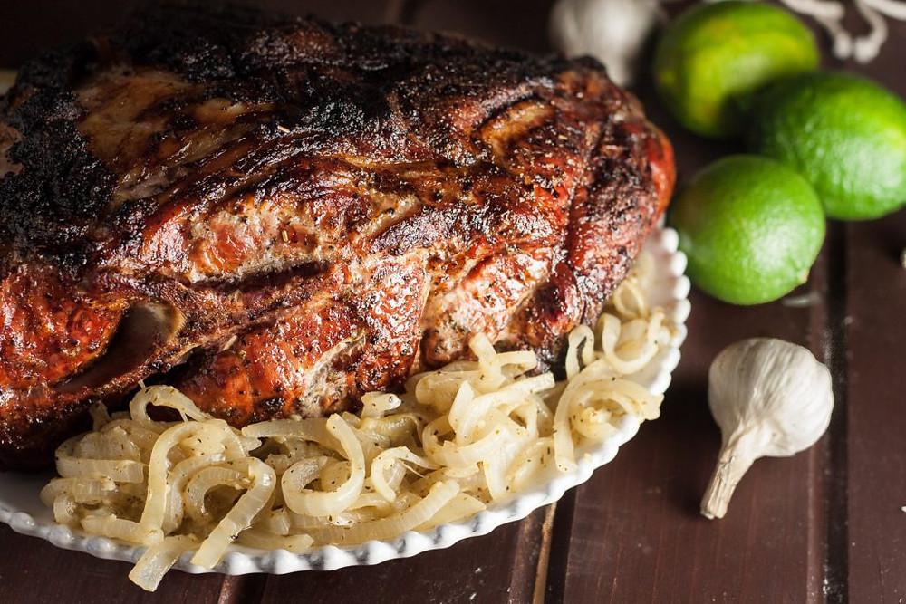 Goodie Godmother cuban pork recipe
