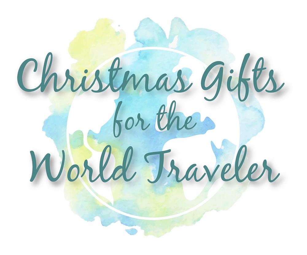Christmas gift for travelers