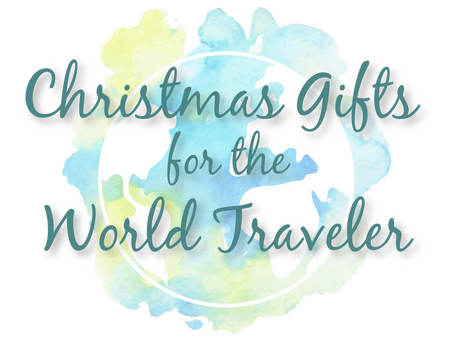 20 Christmas gifts for the world traveler