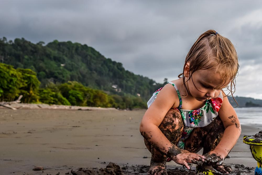 Playa Dominical Costa Rica
