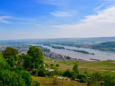 Day trip to Rüdesheim am Rhein
