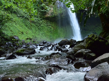 La Fortuna: Touring one of Costa Rica's most beautiful waterfalls