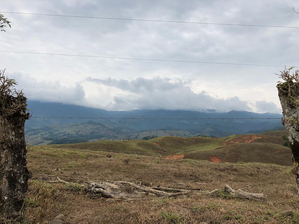 Costa Rica dry season
