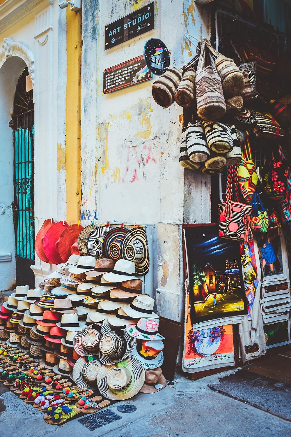 trip to Cartagena Columbia
