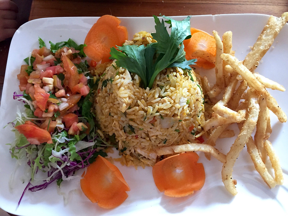arroz con pollo costa rica