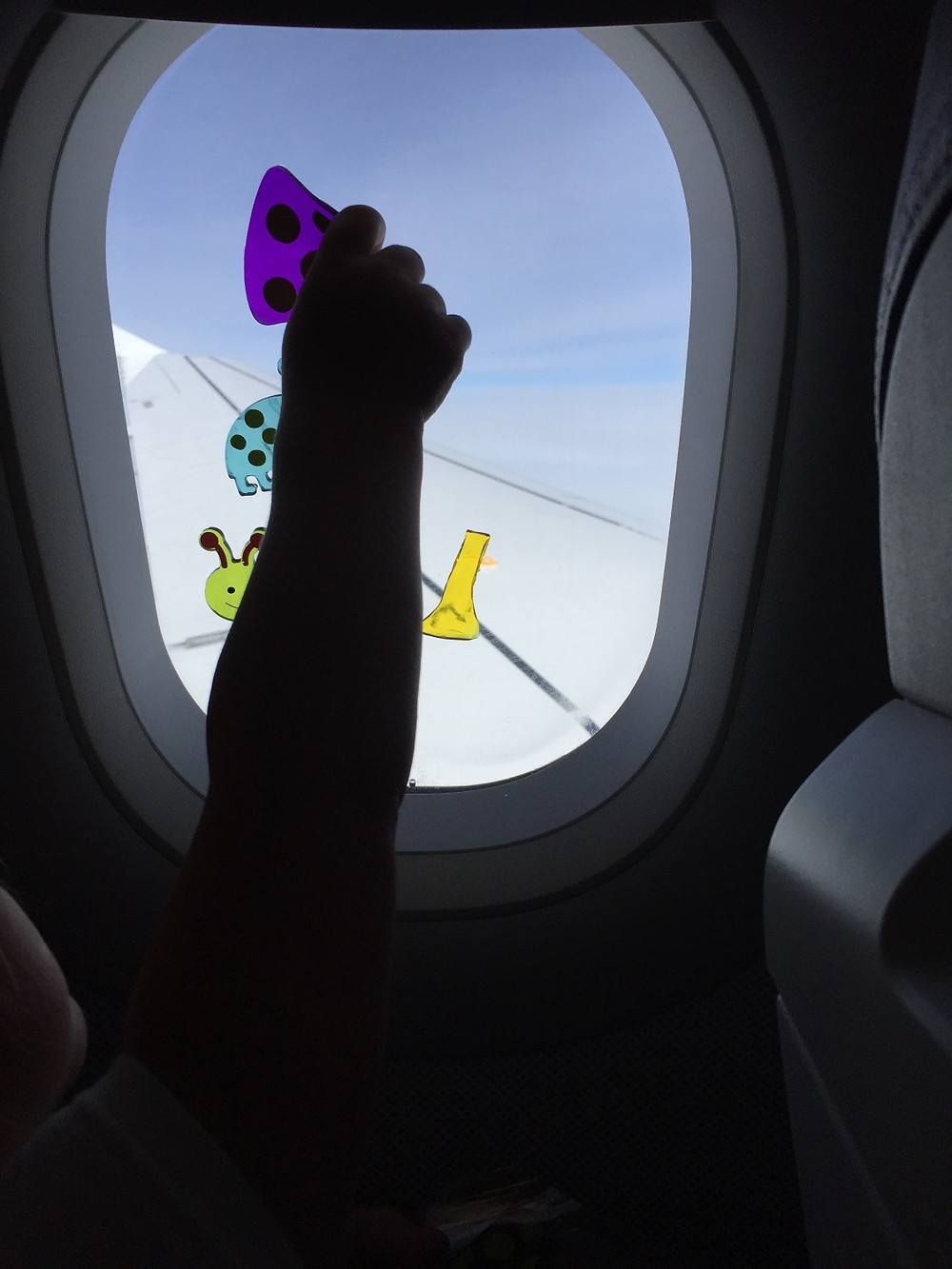 toys for toddlers on plane