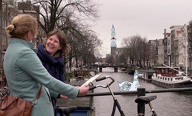 tour met gids Amsterdam