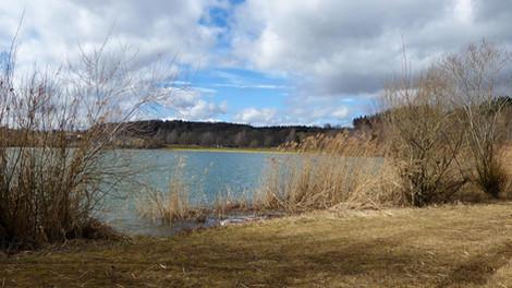 Krauchenwieser Baggersee