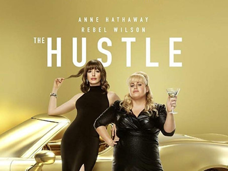 Anne Hathaway & Rebel Wilson : 'The Hustle' 💎⛱