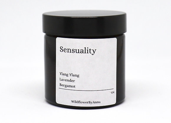 Sensuality Scented Candle