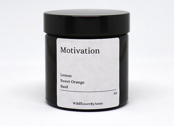 Motivation Scented Candle