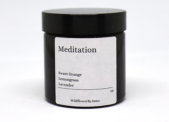 Meditation Scented Candle