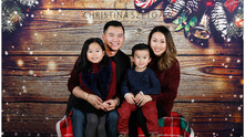 Family Photo Studio Session