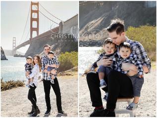 Golden Gate Bridge Mini Sessions