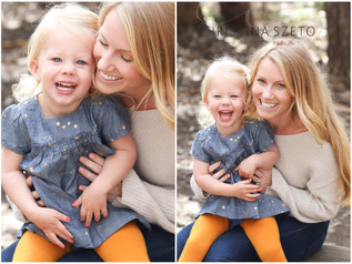 Using Backlighting in Family Photo Sessions