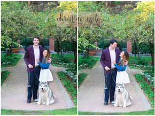 Couples & Doggies Photoshoot