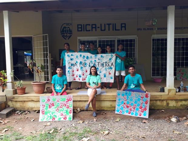 Earth Day Celebration through BICA's Environmental Education Program.