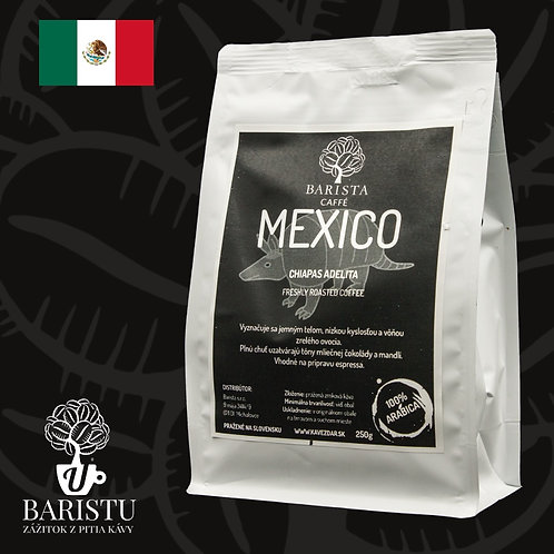 MEXICO - CHIAPAS ADELITA