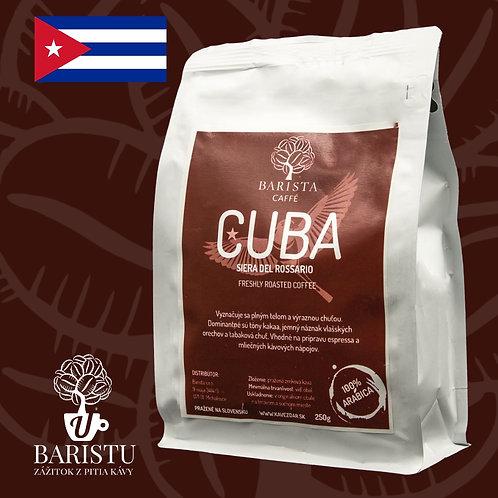 CUBA - SIERA DEL ROSSARIO