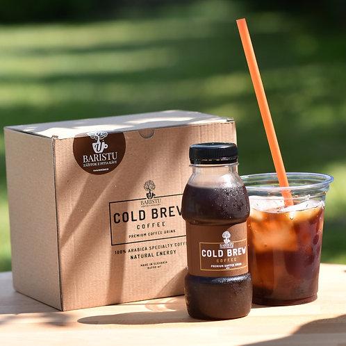 COLD BREW - premium coffee drink