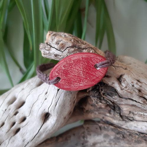 Bracelet eco-responsable Concombre